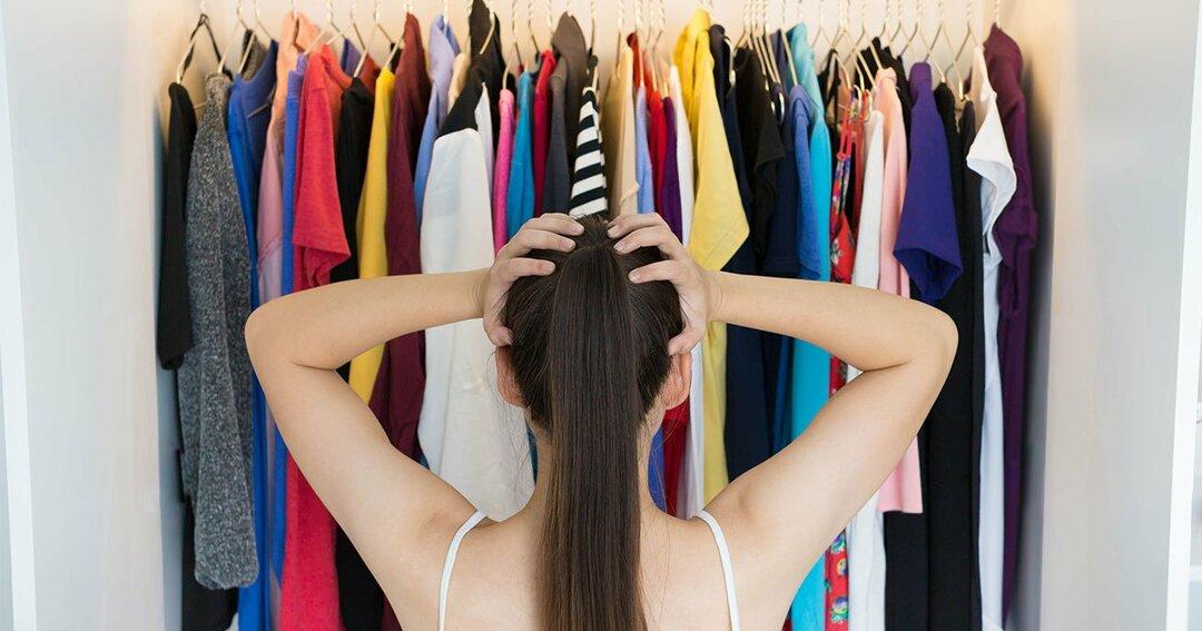 「着るものがない!」<br />予定の度に、服を買ってしまうのはなぜ?