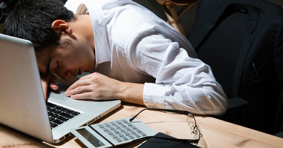長時間労働と高血圧