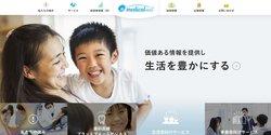 メディカルネットは歯科医療の領域などに対して、インターネットサービスを提供する企業。