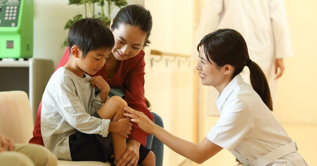 感情労働を課される看護師
