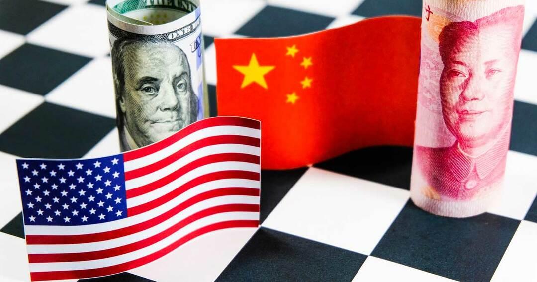"""中国を「為替操作国」に認定した米国の""""凄まじい戦略"""""""
