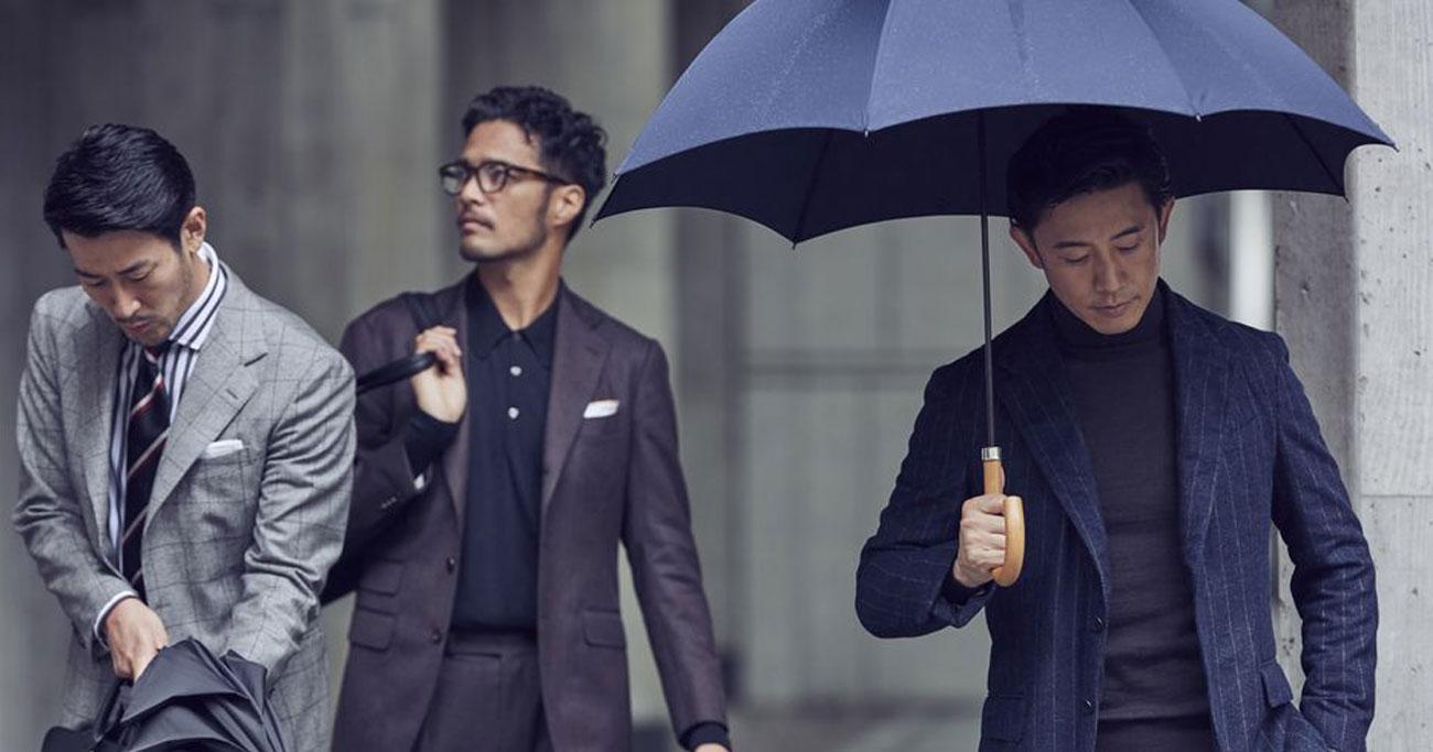 ノータイでもきちんと見える「次世代スーツスタイル」とは?