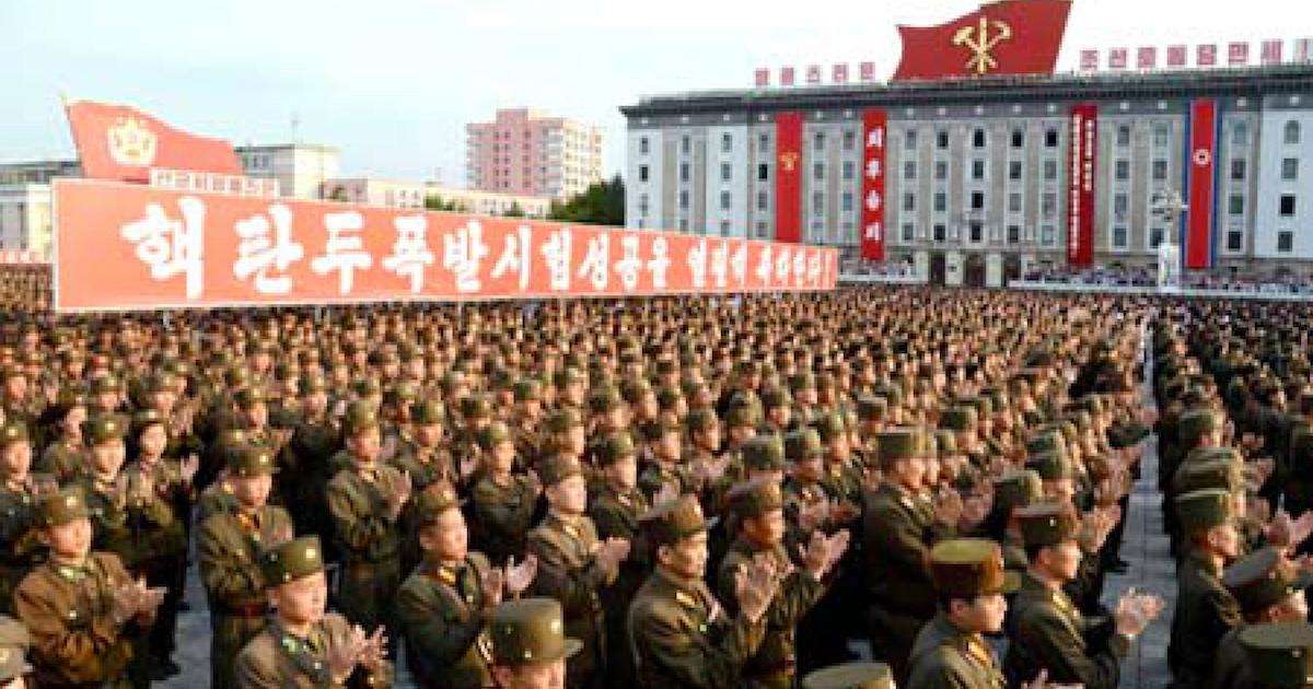 北朝鮮の核の脅迫に立ち向かう4つの方策
