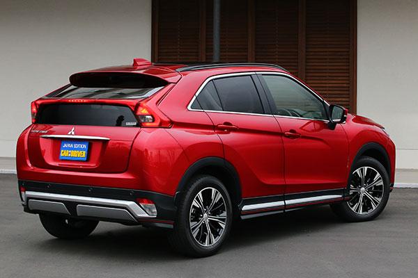三菱の新型SUV「エクリプス クロス」に緊急試乗、知られざる性能は?