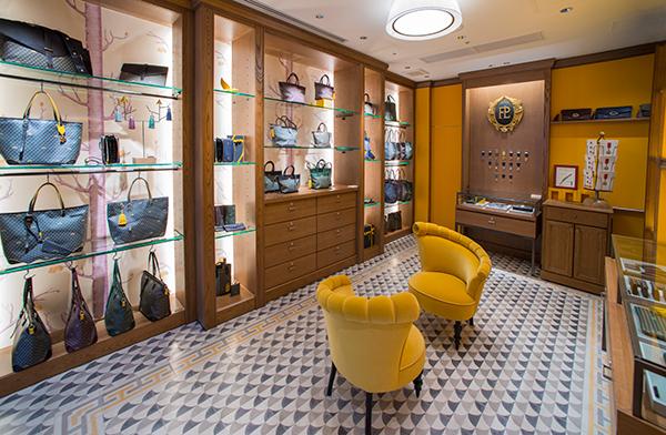 王侯貴族に愛されたフォレ ル パージュ<br />新宿伊勢丹メンズ館にポップアップショップをオープン