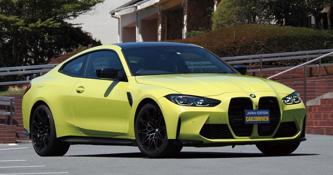 BMW・M4クーペ・コンペティション