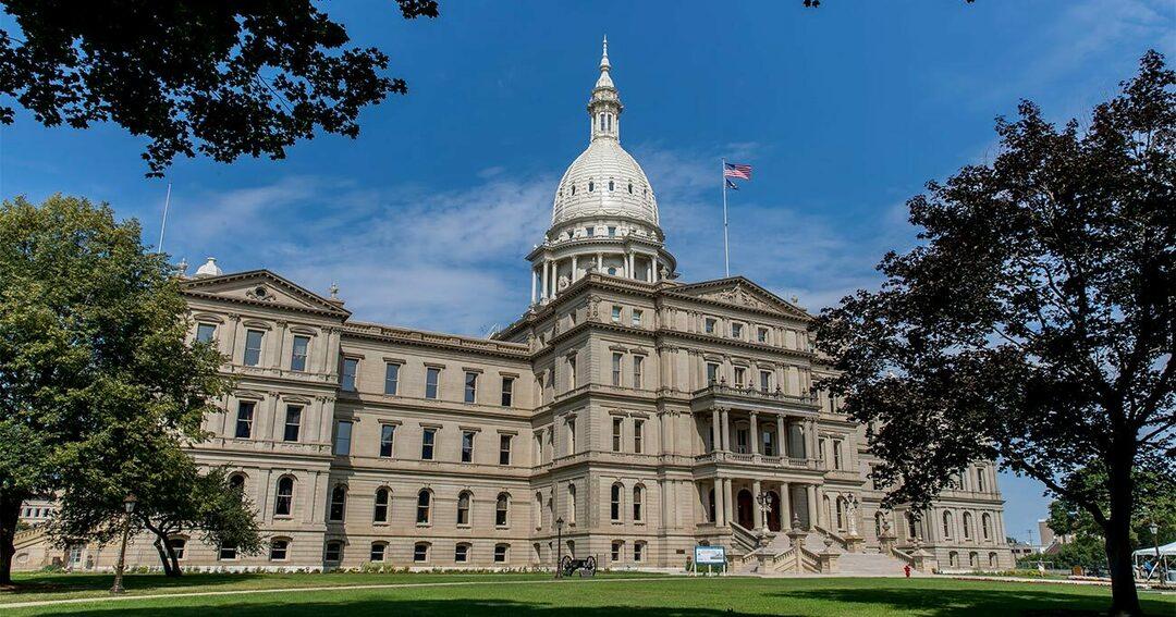 ミシガン州議会議事堂