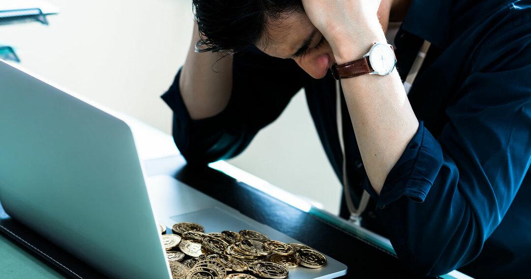 「億り人」に憧れて仮想通貨にハマり貯金を溶かしたサラリーマンの悲劇