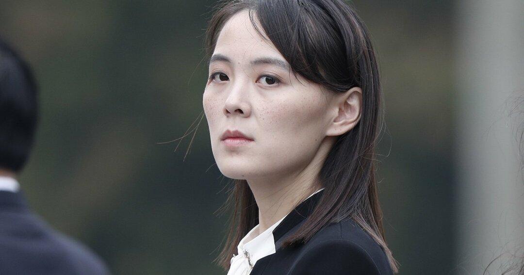 金与正朝鮮労働党第1副部長