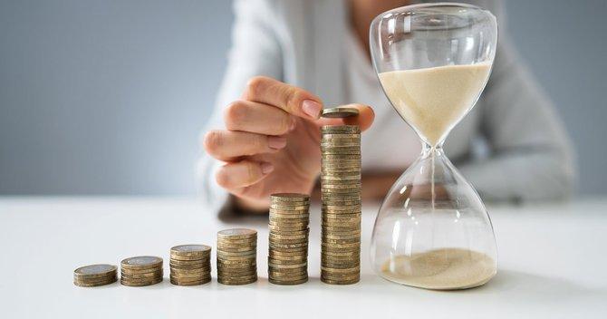 投資 時間