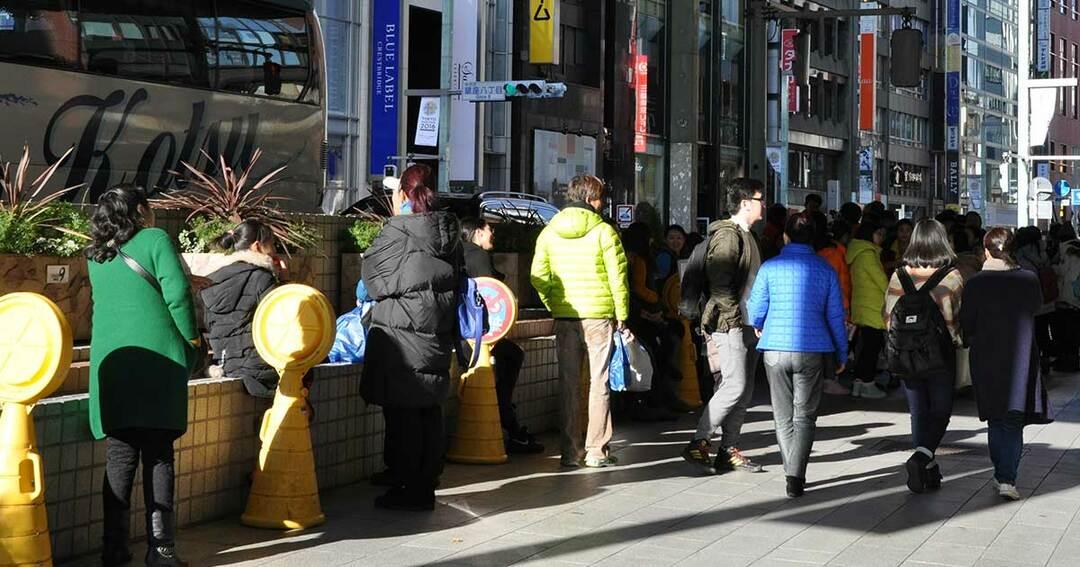 春節で中国人訪日客は今年も増加!「爆買い」も実は衰え知らず