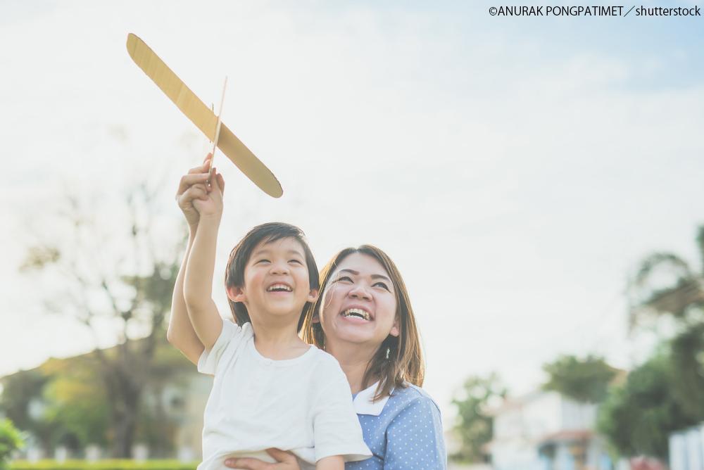 夏休みは親子で遊べ!「共育」で子どもの生きる力が伸びる
