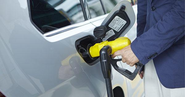 ガソリン価格の上昇