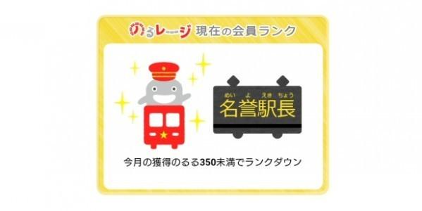 東急電鉄の「のるレージ」