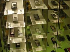 アメリカの携帯電話販売店