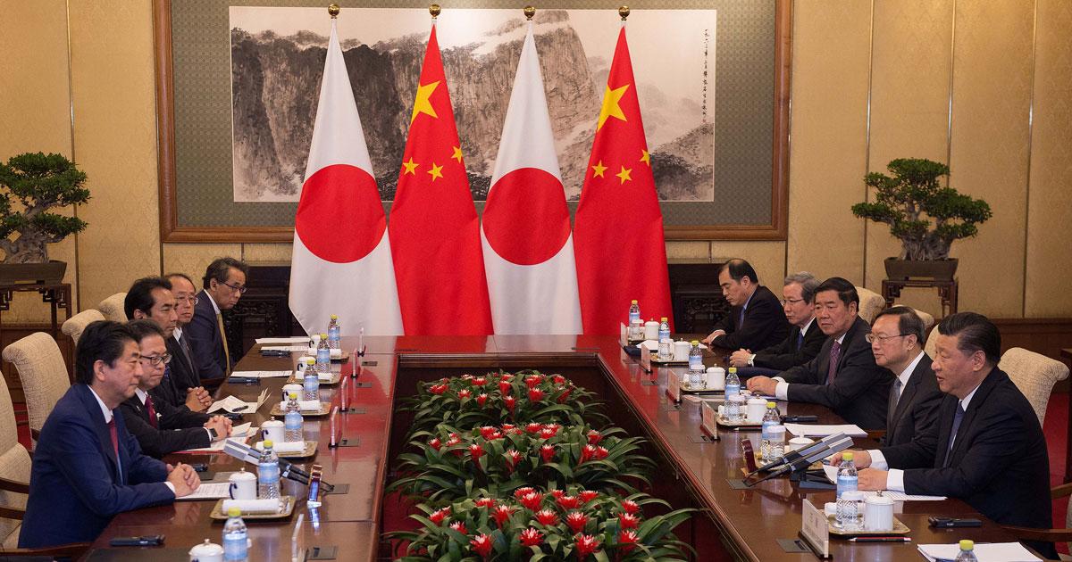 中国で安倍訪中が話題ならずで「日本を必要としない日」到来の予感