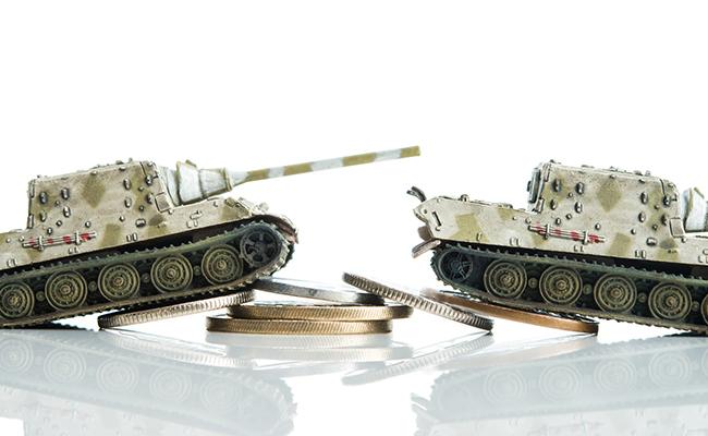 もし戦争が起きたら、ビジネスと経済はどうなるのか