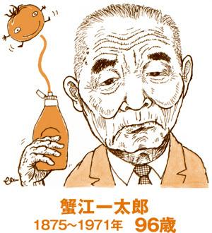 96歳まで生きたカゴメ創業者はトマトで日本人の健康に貢献した