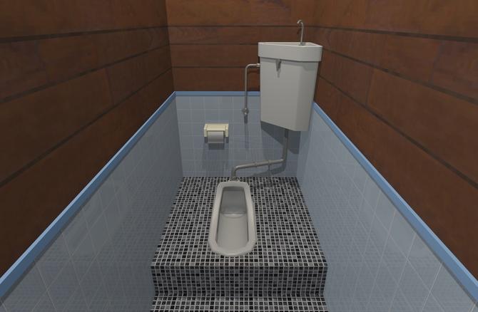 日本のトイレはココが困るよ!外...
