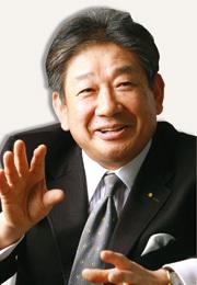 乃村工藝社社長 渡辺 勝