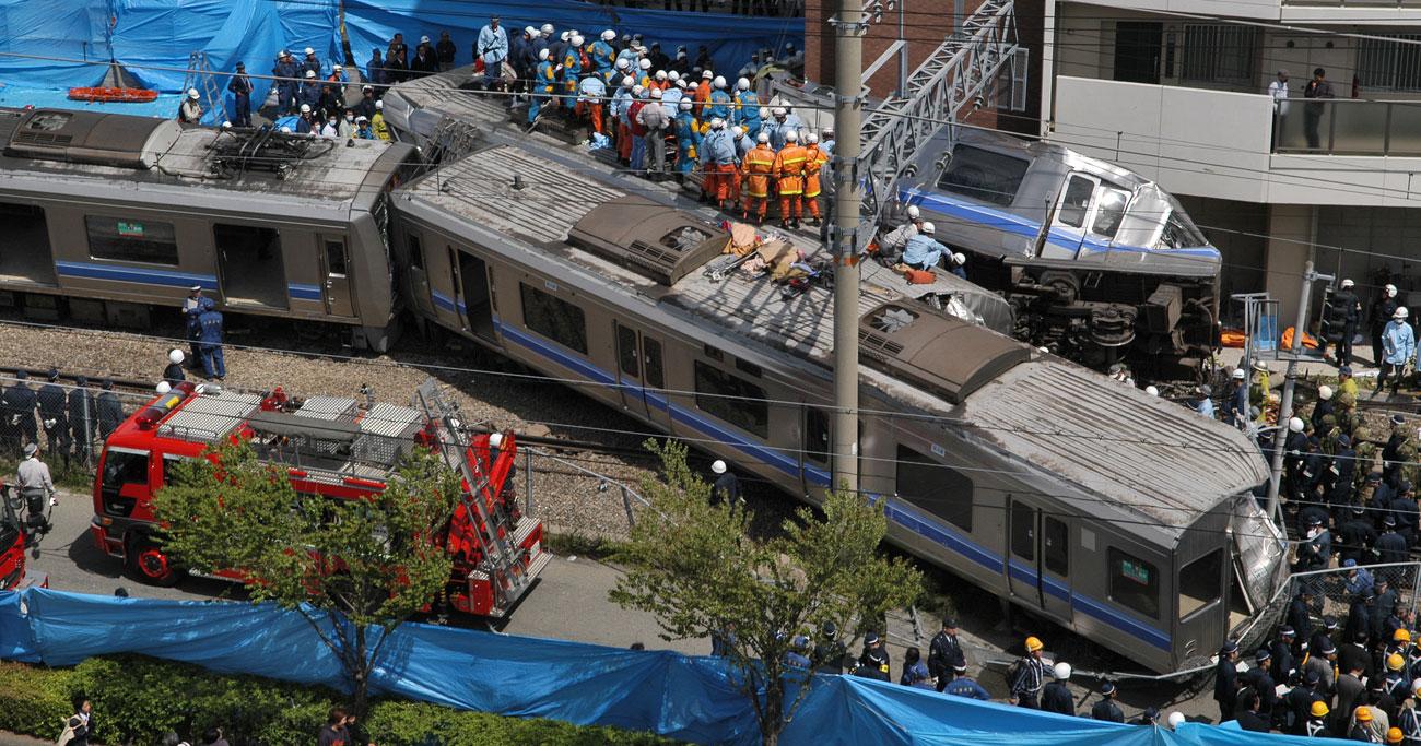 JR福知山線・信楽高原鉄道…平成「列車」の事件事故、忘れてはならぬ教訓