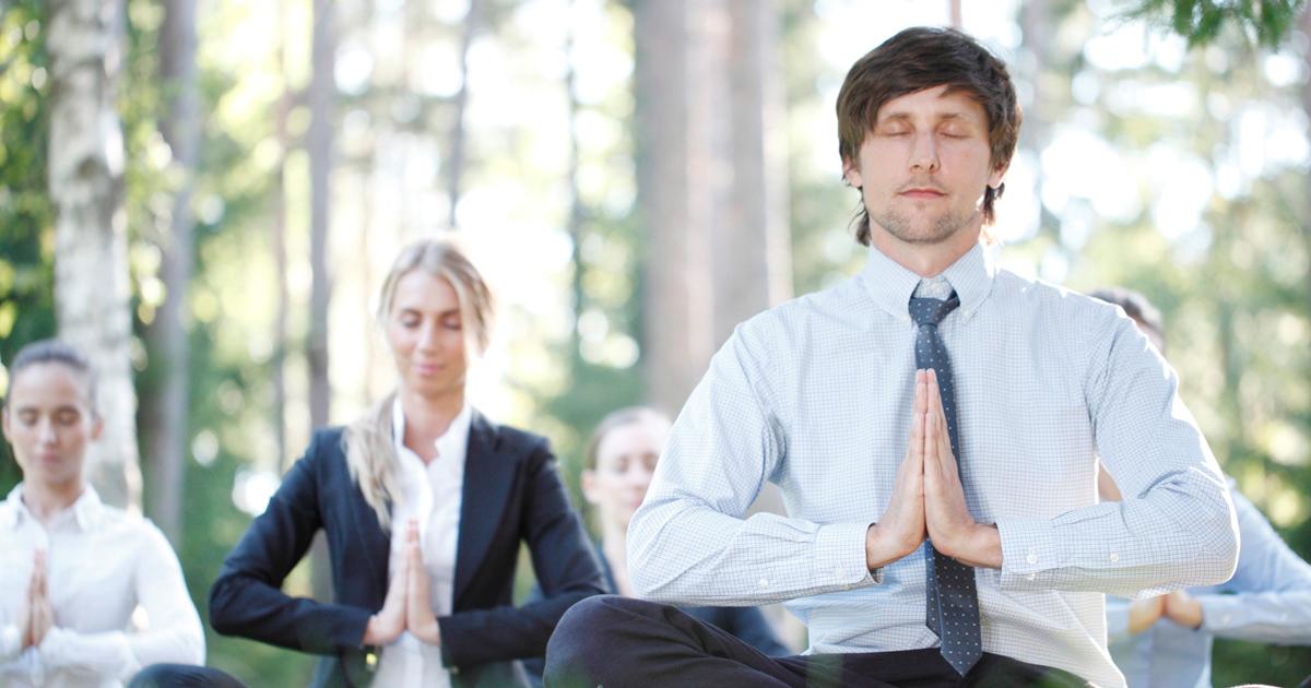 『最高の休息法』瞑想が科学的検証をともなって日本へ逆輸入?「マインドフルネス」が疲れた脳を癒す