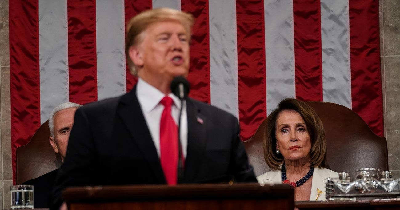 一筋縄ではいかない米大統領の弾劾、下院議長も指摘