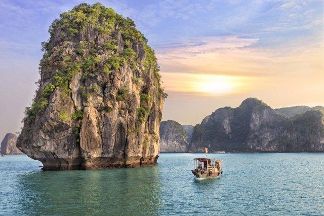 ベトナム,ハロン湾
