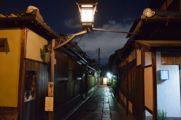 京都の東大路通