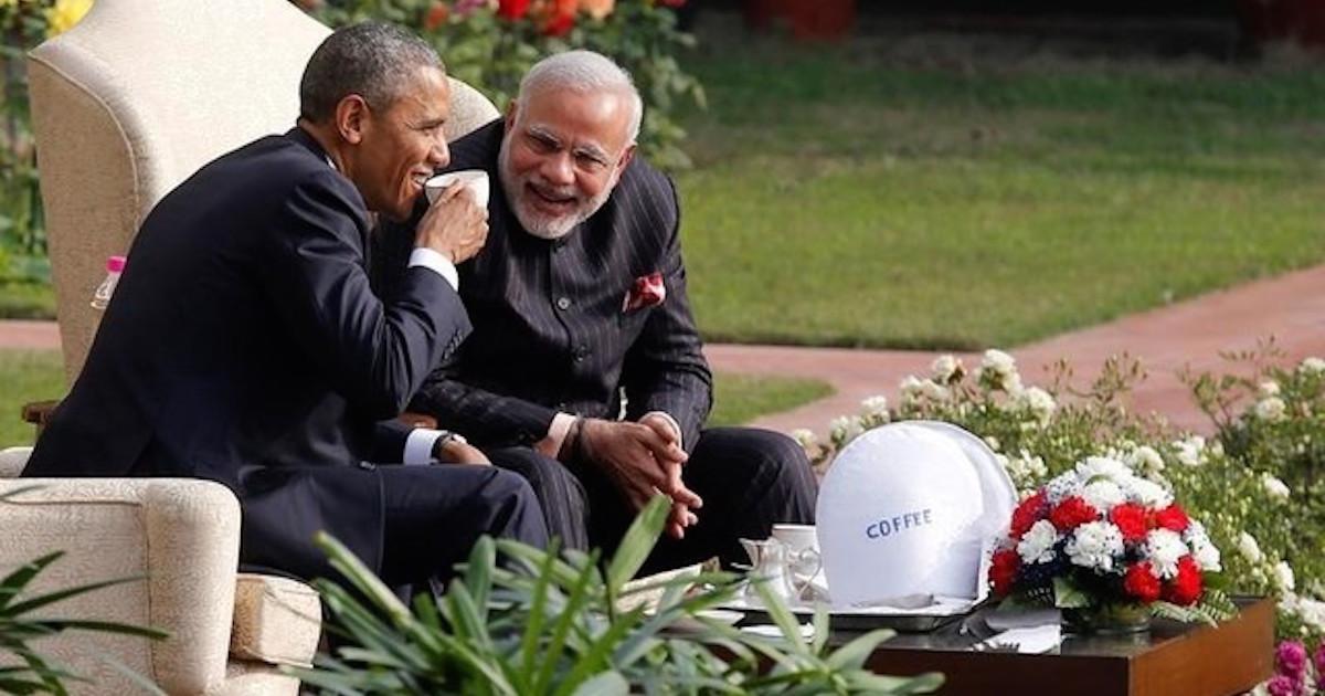 モディ印首相が訪米へ、完全ではないオバマ氏との信頼関係