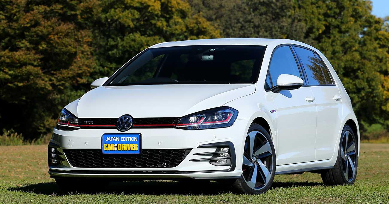 VW ゴルフGTI 洗練のクールハッチ【今買える名車10選(2)】