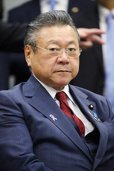 櫻田義孝 オリ・パラ大臣