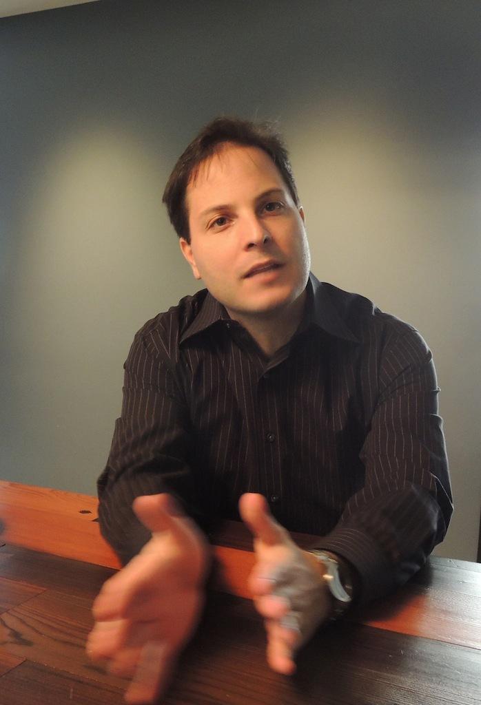 シリーズAクランチを乗り越えろ<br />激変するスタートアップのエコシステム<br />——ポール・マーティーノ/ブルペン・キャピタル マネージング・ディレクターインタビュー