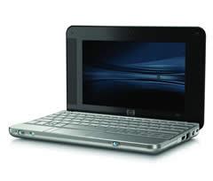 HPから発売の携帯ノートパソコン「HP2133 Mini-Note PC」
