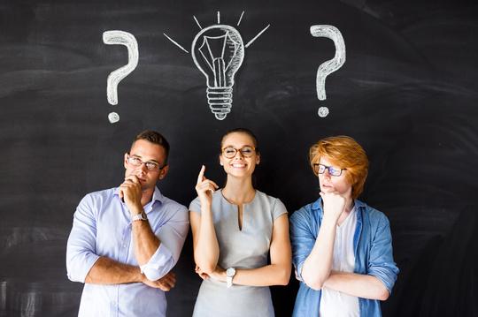 「良い質問」には<br />どのような価値があるのか?