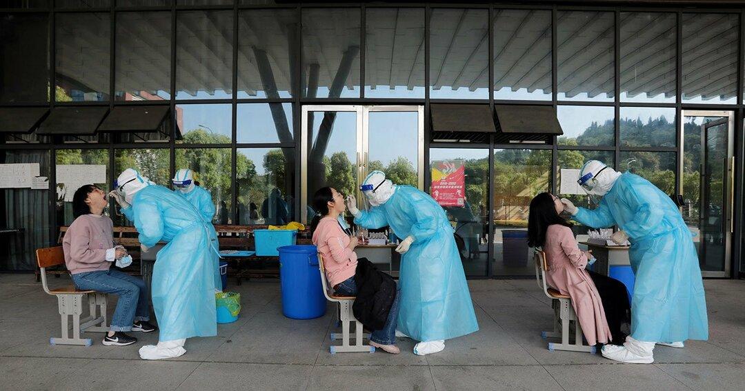 中国で精液からコロナ検出、性感染リスク巡り懸念も