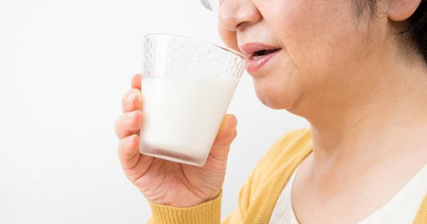 「一日三合の牛乳を飲むこと」をモットーに104歳まで生きた女性