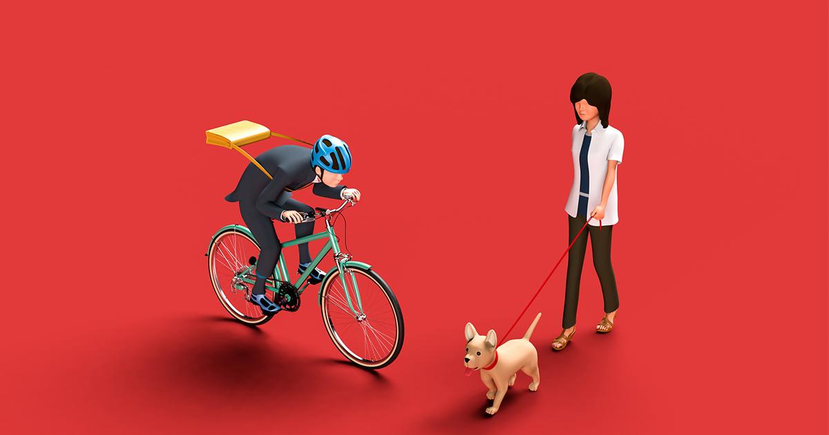 賠償額約1億円の事故も!自転車保険は入るべきか