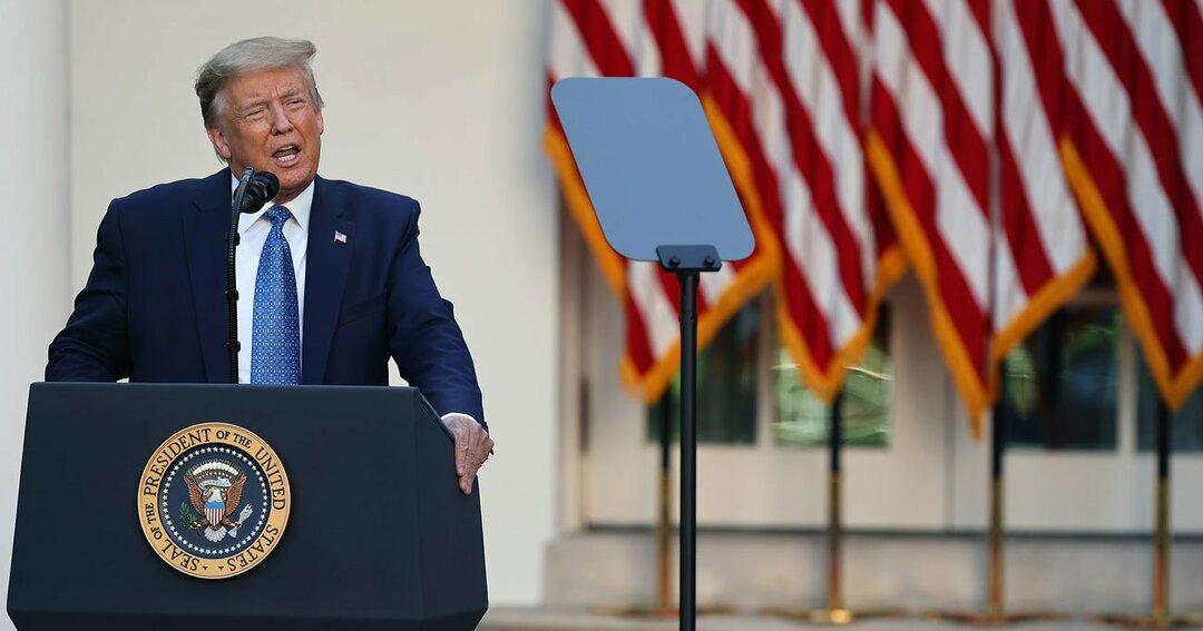 コロナ,トランプ大統領