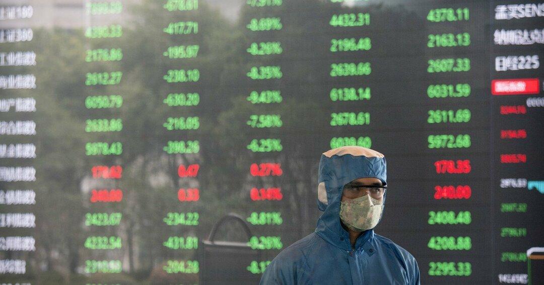 中国発パンデミック・リセッションの現実味、日本の景気後退も不可避か