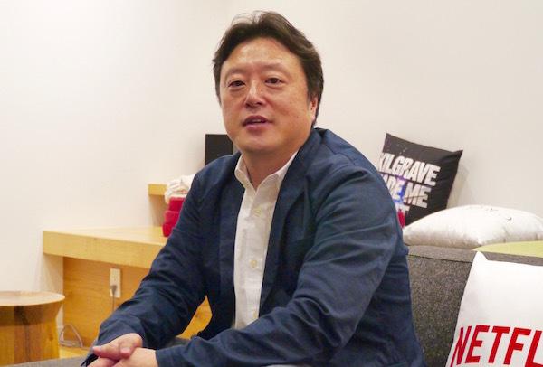ネットフリックス日本法人 コンシューマー&コーポレートPRディレクターの松尾崇氏