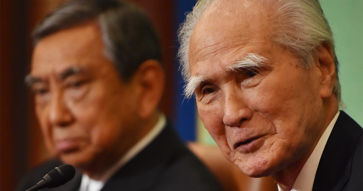 「村山談話」を書いた元官僚・谷野作太郎氏、その誕生秘話と意義を明かす