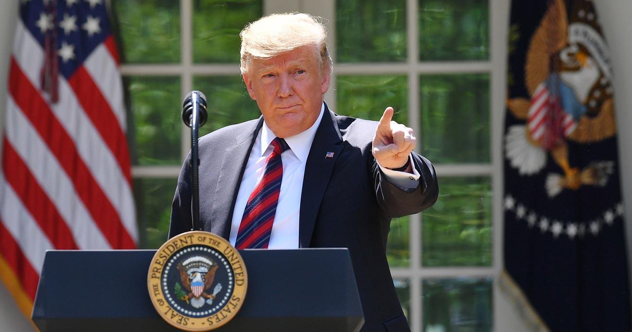 トランプ「世界戦略」の全貌がイラン制裁と米中摩擦で見えてきた