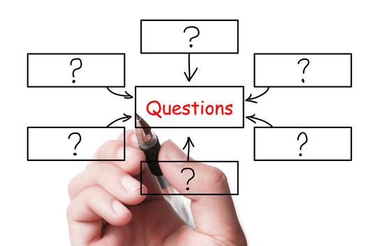 会社の価値観は<br />「質問」になって表れる