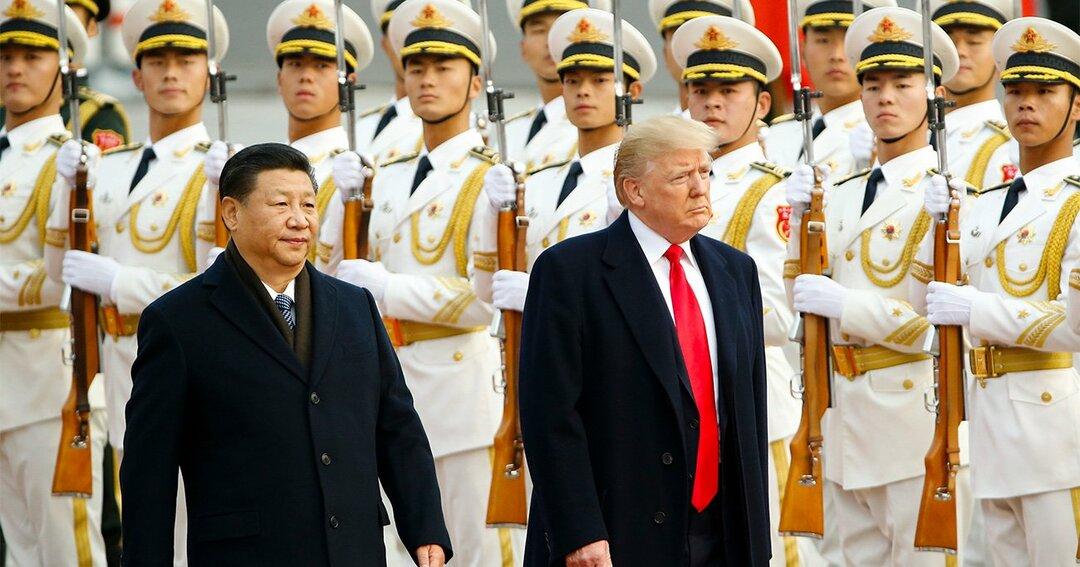 米国,中国,米中