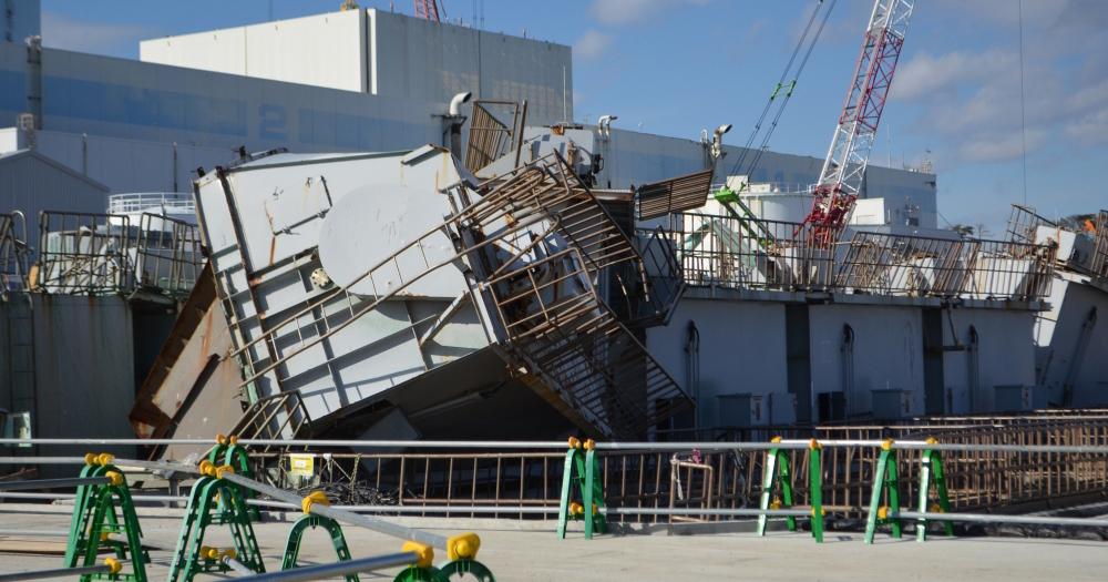 事故から5年、福島第一原発の「いま」を見てきた