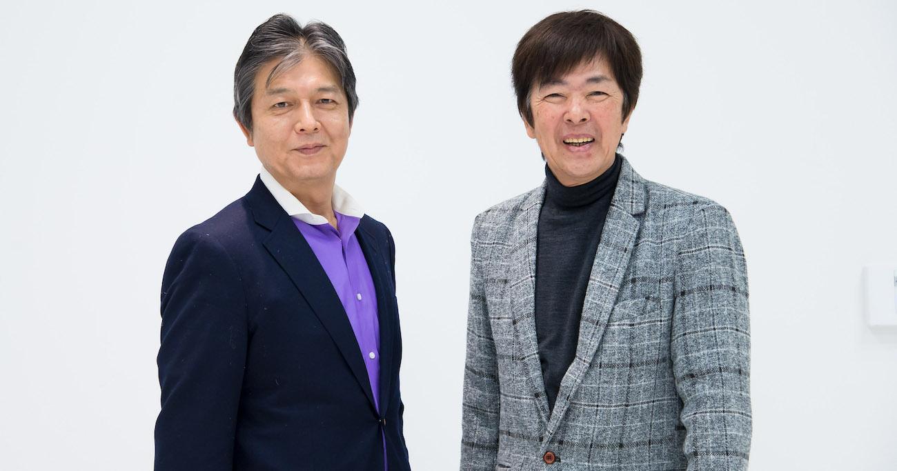 Vファーレン高田明と作家・堂場瞬一が語る「人が集まるスタジアム」の作り方(上)
