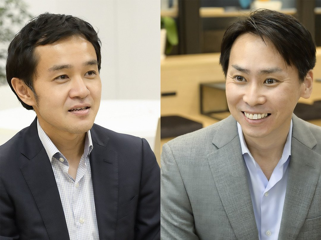 三井物産人材開発株式会社・代表取締役社長の亀山巌さん