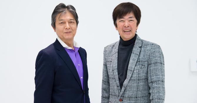 高田明氏と堂場瞬一氏