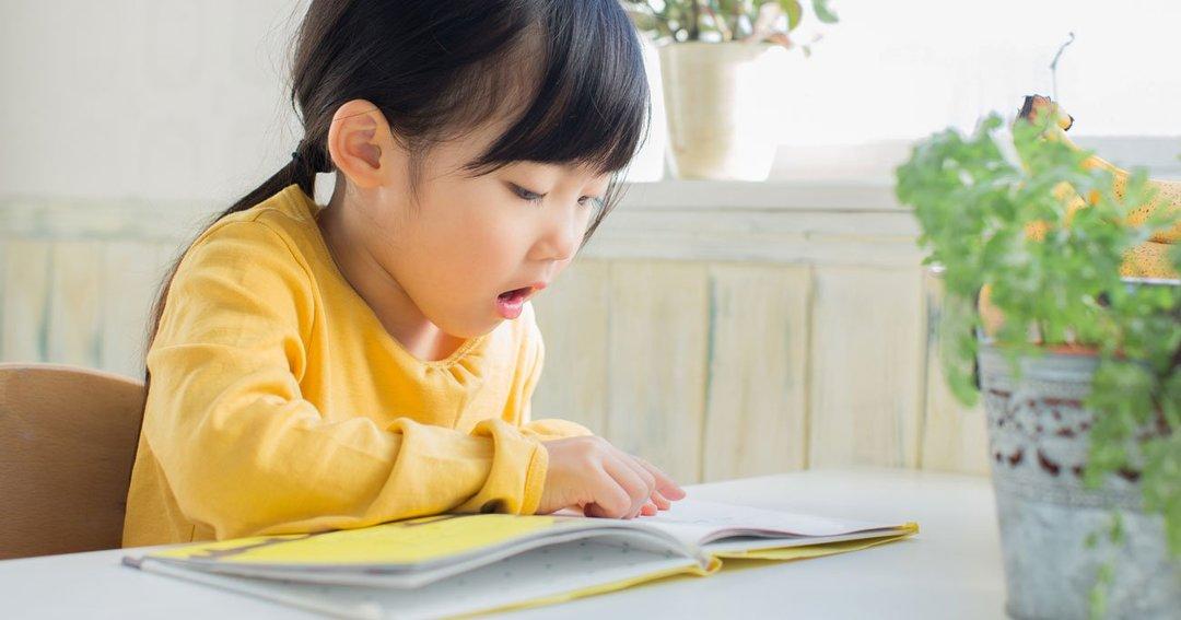 語彙力と読解力は相互作用しながら発達していきます。 Photo: PIXTA